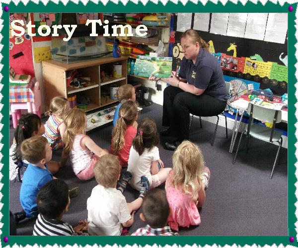 Story Time (Morning)